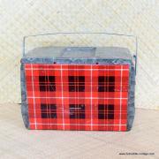 Vintage 1960's American Flamingo Ice ChestCool Box 5