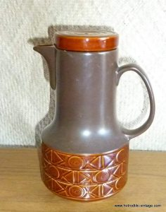 beswick_2211_brown_coffee_pot