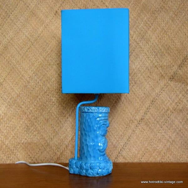 ... Vintage Style Roxy Tiki Lamp 5 ...