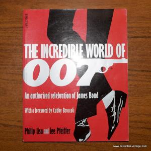 The Incredible World of 007 - 1992 Book 1