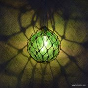 Green Fish Float Lamp 3