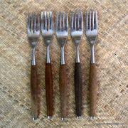 1960's Wallin Brothers Safir Cutlery Set 12
