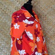 Ladies Vintage Style Hilo Hatties Hawaiian Shirt 3