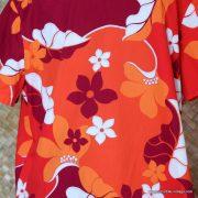 Ladies Vintage Style Hilo Hatties Hawaiian Shirt 7