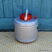 Vintage Featherlite by Poloron American Aluminium Cooler 6