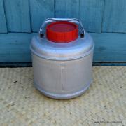 Vintage Featherlite by Poloron American Aluminium Cooler 8