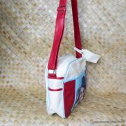 Vintage Style Bikini Mile High Flight Bag 5