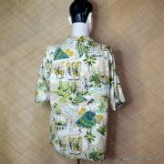 Vintage Style Mens Tommy Bahama Mexican Image Shirt 7