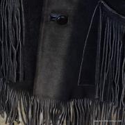 Vintage Suede Tassel Mexican Jacket 4