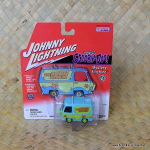 Vintage 2001 Johnny Lightening Scooby Do Mystery Machine Model 1