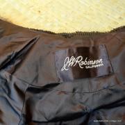 1950's Ladies Brown Fur Robinsons Shrug 8