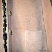 1960's Vintage Ladies Amazing Leopaard Faux Fur Cape 14