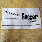 Vintage Chad Valley Soccer Game 11