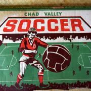 Vintage Chad Valley Soccer Game 2