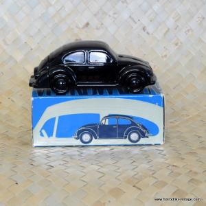 1970's Avon VW Beetle Afetrshave in Box Black 1