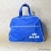 Vintage KLM Royal Dutch Airlines Flight Bag 1