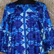 1960's Ladies Hawaiian Surf Hawaiian Dress 2