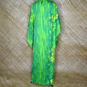 1960's Ladies Hilo Hatties Kimono Sleeved Dress 7
