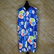 1960's Ladies Sears Sun Shift Cotton Dress 5