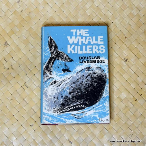 1964 The Whale Killers by Douglas Liversidge book 1