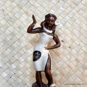 1960's Treasure Craft Wahine Hula Girl Figure 3