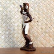 1960's Treasure Craft Wahine Hula Girl Figure 6
