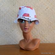 Vintage Barbados Floopy Cloth Hat 1
