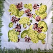 Vintage Deset Inn Las Vegas Tablecloth 10