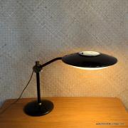 1950's Dazor Spaceship Desk Lamp 1