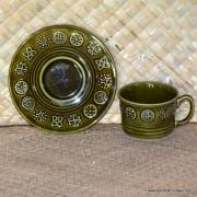 1960's Lord Nelson Ware Coffee Set 10 Piece 10